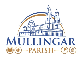Mullingar Parish logo design