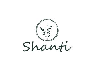 Shanti  怡靈 logo design