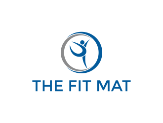 The Fit Mat logo design by Editor
