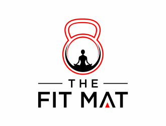 The Fit Mat logo design by scolessi