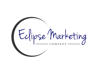 Eclipse Marketing Company possibly EMC  logo design winner