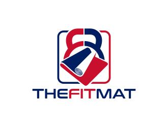The Fit Mat logo design by ekitessar
