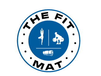 The Fit Mat logo design by Ultimatum