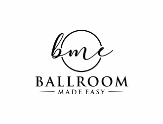 Ballroom Made Easy logo design