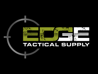 Edge Tactical Supply logo design