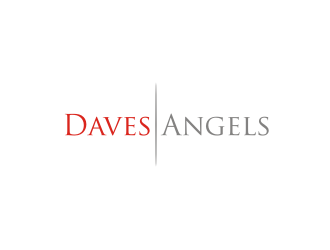 Daves Angels logo design by Dian..cox