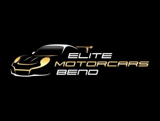 Elite Motorcars Bend  logo design
