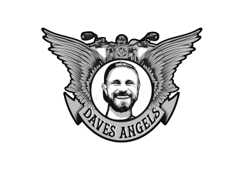 Daves Angels logo design by Tanya_R