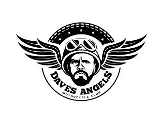 Daves Angels logo design by Badnats