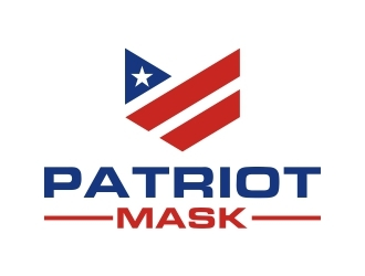 ALG Health or Patriot Mask logo design