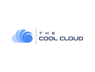The Cool Cloud logo design