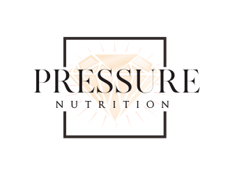 Pressure Nutrition  logo design