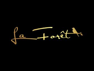 La Forêt logo design winner