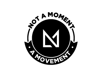Not A Moment A Movement  logo design winner