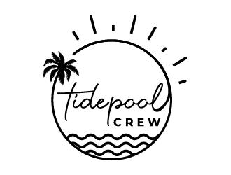 TIDE POOL CREW logo design