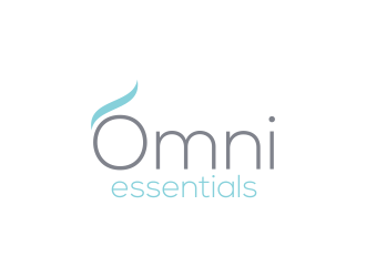 Omni essentials logo design
