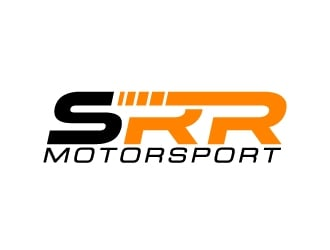 SRR MANAGEMENT GROUP  logo design