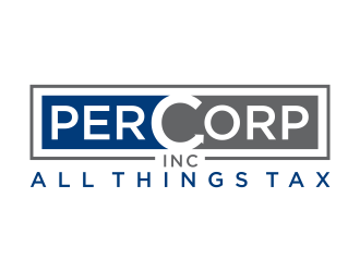 PerCorp Inc logo design winner