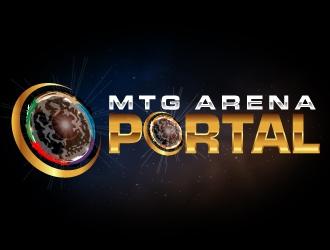 MTG Arena Portal logo design winner
