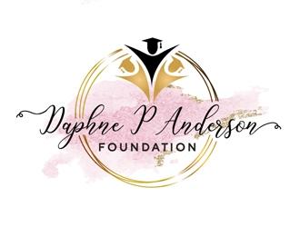 Daphne P Anderson Foundation logo design winner