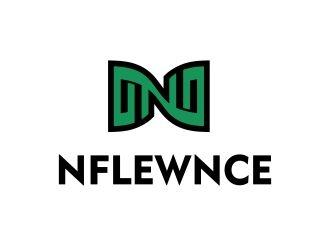 NFLEWNCE logo design