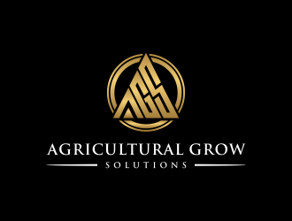 AGS Agricultural Grow Solutions logo design winner