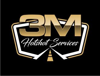 3M Hotshot Services logo design
