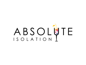 Absolute Isolation logo design