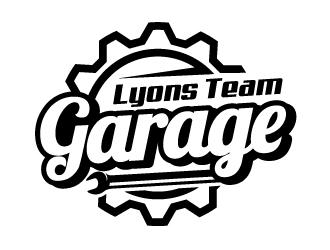 Lyons Team Garage logo design by jaize