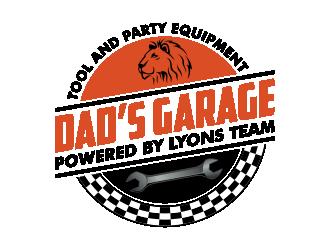 Lyons Team Garage logo design by Kruger