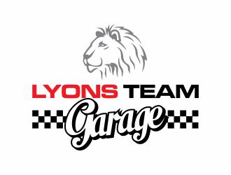 Lyons Team Garage logo design by agus