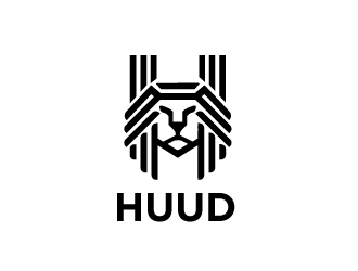HUUD logo design
