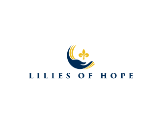 Lilies Of Hope logo design
