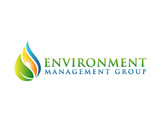 Environment Management Group logo design
