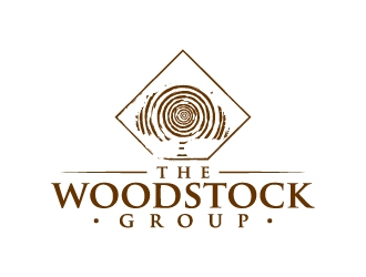 The Woodstock Group logo design