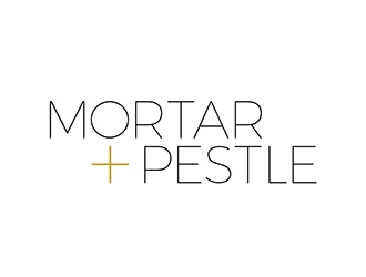 Mortar & Pestle logo design