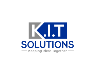 K.I.T Solutions  logo design