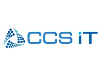 CCS IT logo design