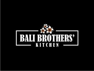 Bali Brothers' Kitchen logo design by sodimejo