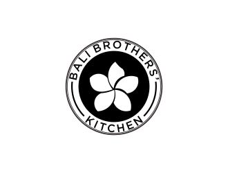 Bali Brothers' Kitchen logo design by luckyprasetyo