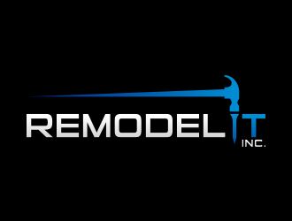 Remodel It Inc. logo design