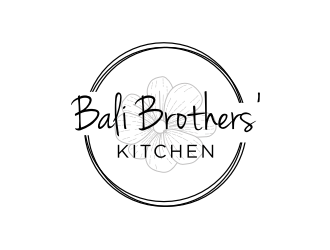 Bali Brothers' Kitchen logo design by asyqh