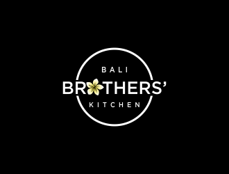 Bali Brothers' Kitchen logo design by oke2angconcept