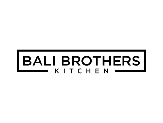 Bali Brothers' Kitchen logo design by Editor
