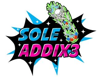Sole Addix3 logo design by uttam