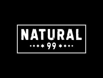 NATURAL 99 logo design