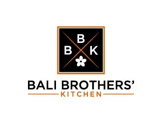 Bali Brothers' Kitchen logo design by Creativeminds