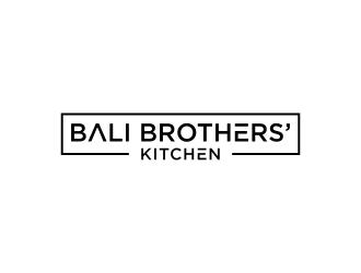 Bali Brothers' Kitchen logo design by BlessedArt