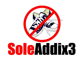 Sole Addix3 logo design by AamirKhan
