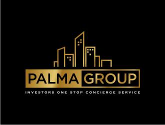 Palma Group logo design